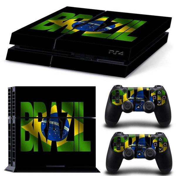 PS4 Skins Premium -Brazil