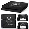 PS4 Skins Premium - Fenerbache