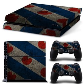 PS4 Skins Premium - Friesland