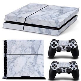 PS4 Skins Premium - Marble