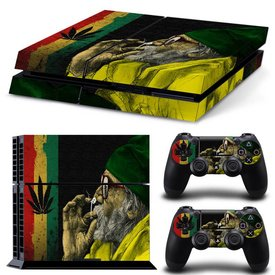 PS4 Skins Premium - Smoking Weed