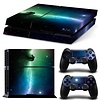PS4 Skins Premium - Universe Blue