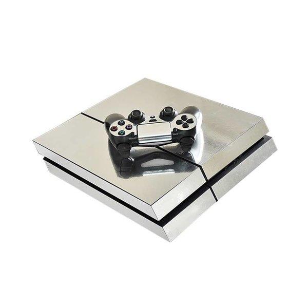 PS4 Skins Premium - Silver