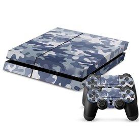 PS4 Skins Controller - Navy Camo
