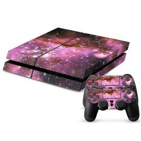 PS4 Skins Console - Supernova Purple (2)