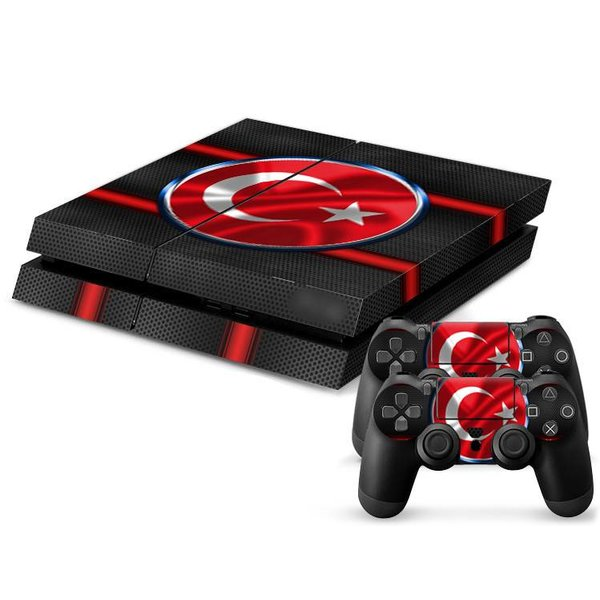 PS4 Skins Console - Turkey