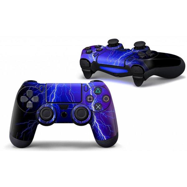 PS4 Skins Controller - Lightning