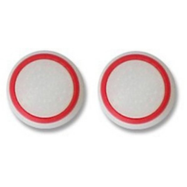 PS4 Thumbsticks - Glow Red