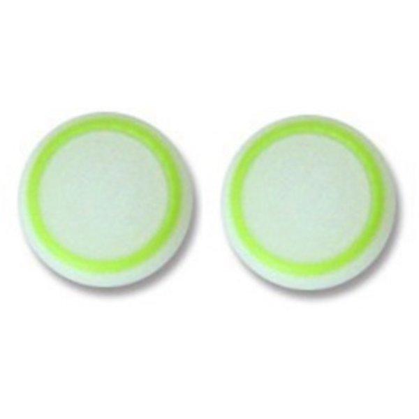 PS4 Thumbsticks - Glow Green