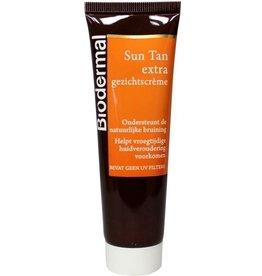 Biodermal Sun tan extra gezichtscreme