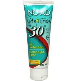 Noad Sun tan lotion for kids SPF 30