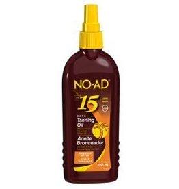Noad Sun tan oil spray hawaiian dark SPF 15