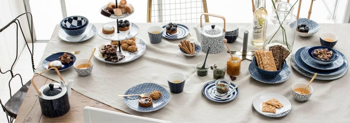 Le Bleu de Nîmes Collectie van Tokyo Design Studio