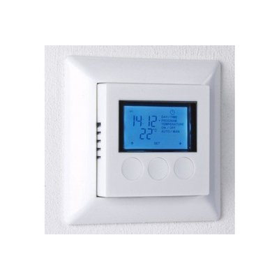 Sanitairstunthal Elektrische vloerverwarming 1m2 made by Magnum