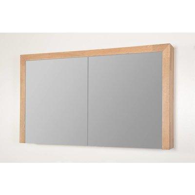 Spiegelkast badkamer 120 cm breed