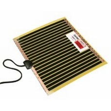 Sanitairstunthal spiegel verwarmingselement 52,4x52,4 cm made by Magnum