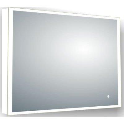 alterna watch it spiegel 100 x 80 cm met led verlichting rondom de sanitairstunthal. Black Bedroom Furniture Sets. Home Design Ideas