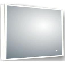 Sanitairstunthal spiegel 60 x 80 cm. met led verlichting rondom