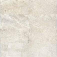 Sanitairstunthal Betonlook bianco zowel wand als vloertegel 80 x 80 cm