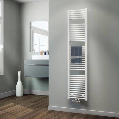 HSK badkamer radiator 400 x 1715 wit 5 jaar garantie