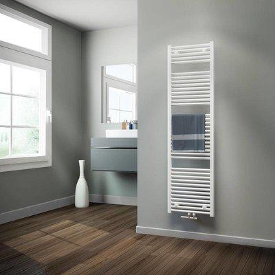 HSK badkamer radiator 500 x 1715 wit 5 jaar garantie