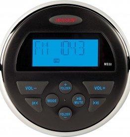 Jensen Marine Audio JENSEN AM/FM/USB Compact Waterproof Stereo