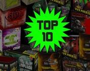 Vuurwerk Tilburg Top 10