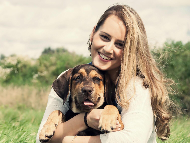 Hondenkoekjes hond en eigenaar