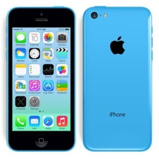 Refurbished iPhone 5C 16GB blauw