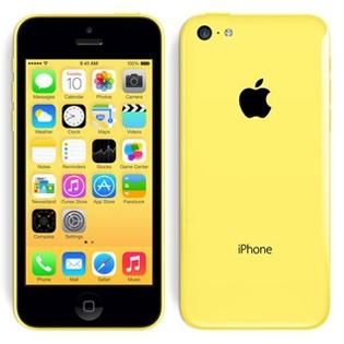 Iphone 5c yellow 16 GB