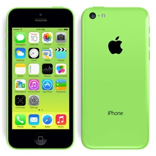 APPLE iPhone 5C 16 GB Groen