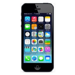 Refurbished iPhone 5 32GB zwart