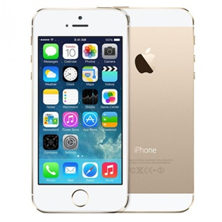 Iphone 5s gold-white 16 GB