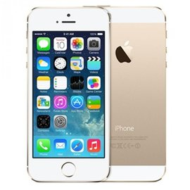 Refurbished iPhone 5S 32GB gold