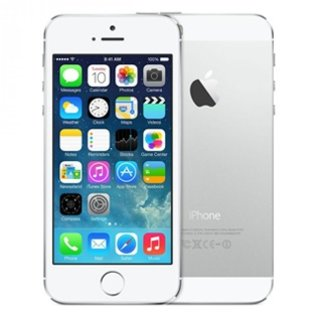 Refurbished iPhone 5S 16GB silver