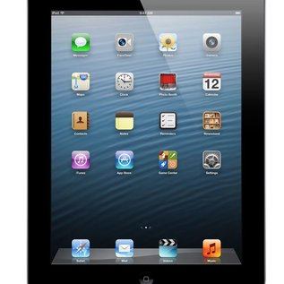Refurbished iPad 4 16GB WiFi + 4G Zwart