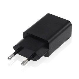 iPhone EU USB-lader zwart