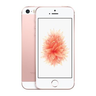 Refurbished iPhone SE 64GB rosé gold