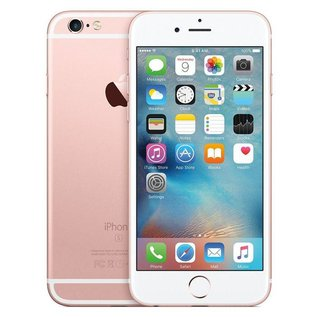 Refurbished iPhone 6S 16GB rosé gold