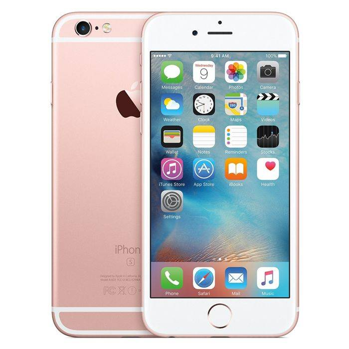 Apple iPhone 6S 16GB rose gold Rose gold