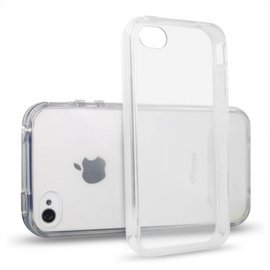iPhone 4 / 4S case transparant