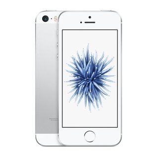 Refurbished iPhone SE 64GB silver