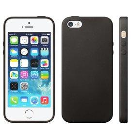 iPhone 5 / 5S / SE case zwart