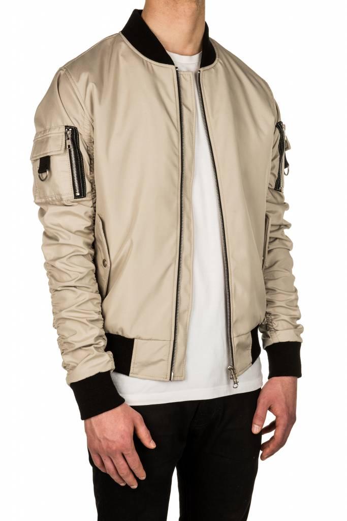 Sand Bomber Jacket