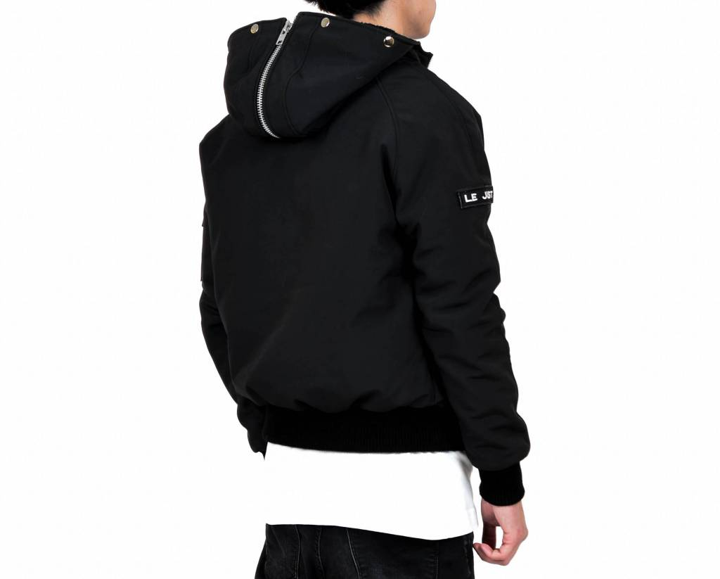 Black Winter Bomber
