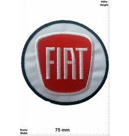 Fiat Fiat - round - white/red