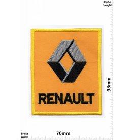 Renault Renault- gelb