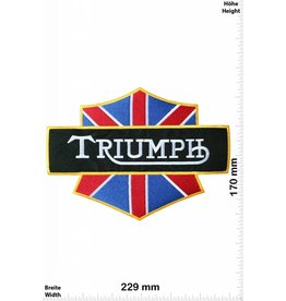 Triumph Triumph UK  - BIG 23cm