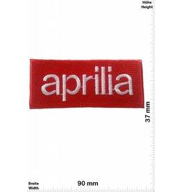 Aprilia Aprilia - red