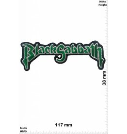 Black Sabbath Black Sabbath - grün